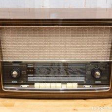 Radios de válvulas: RADIO ANTIGUA SABA KONSTANZ-AUTOMATIC 8 (1957) CON FM. RESTAURADA.. Lote 208159032