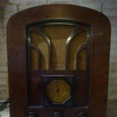 Rádios de válvulas: RADIO DE CAPIILA MARCA PHILIPS.. Lote 209201132