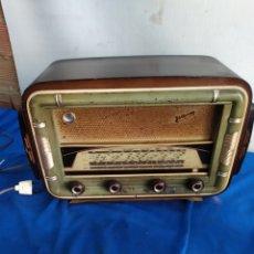 Rádios de válvulas: ANTIGUA RADIO DE VÁLVULAS OCEANIC. Lote 209392152