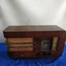 Rádios de válvulas: ANTIGUA RADIO DE VÁLVULAS. Lote 209392635