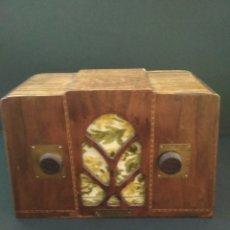 Rádios de válvulas: RADIO ANTIGUA BELMONT U. S. A. 1933. Lote 209815056