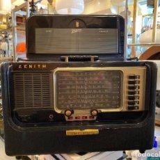 Radios de válvulas: RADIO ZENITH TRANS OCEANIC MODELO Y-600 DEL AÑO 1956. Lote 210076690