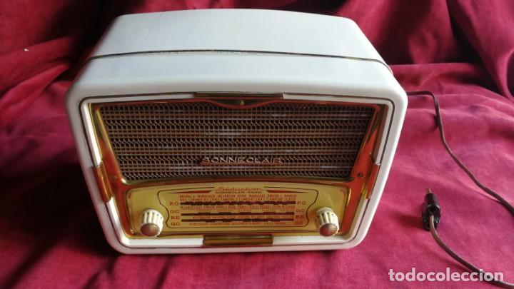 RADIO SONNECLAIR SEDUCTION 1954/55 .LEER DESCRIPCION (Radios, Gramófonos, Grabadoras y Otros - Radios de Válvulas)
