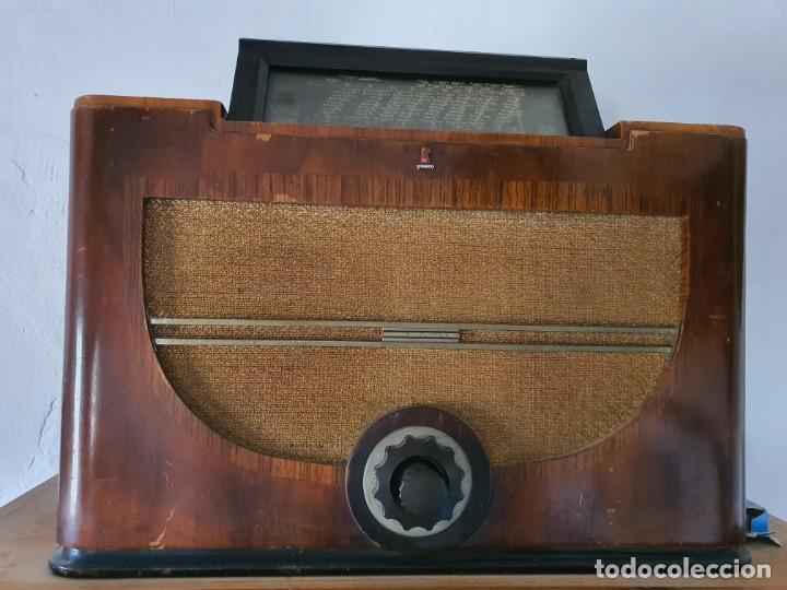 ANTIGUA RADIO DE VALVULAS (Radios, Gramófonos, Grabadoras y Otros - Radios de Válvulas)