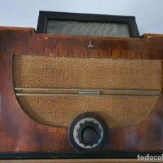 Radios de válvulas: ANTIGUA RADIO DE VALVULAS. Lote 210355207
