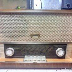 Radios de válvulas: RADIO A VALVULAS EUMIG 3D. Lote 210476013