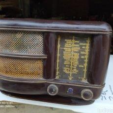 Radio a valvole: ESPECTACULAR RÁDIO DE COLECCIÓN. Lote 210601647