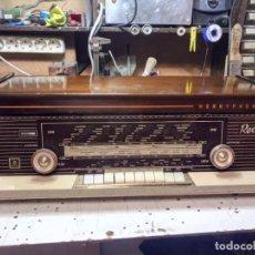 Radios de válvulas: RADIO VALVULAS HORNYPHON REX. Lote 210786930