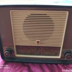 Radios de válvulas: FANTÁSTICA RADIO ANTIGUA. Lote 211592529