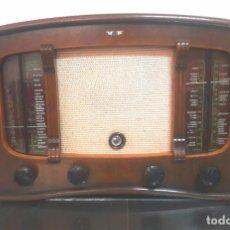 Radios de válvulas: RADIO AESA. MODELO FENIX. AÑO 1948. FUNCIONA.. Lote 211665858