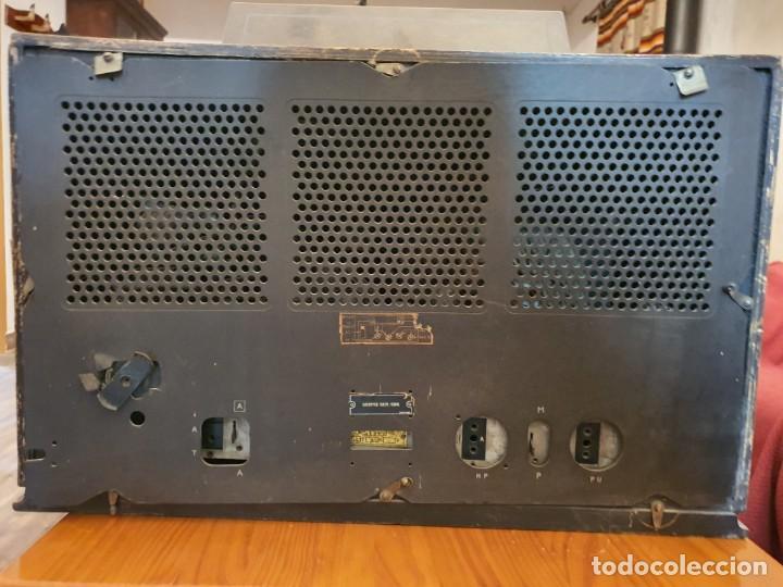 Radios de válvulas: Antigua Radio de Valvulas - Foto 2 - 210355207