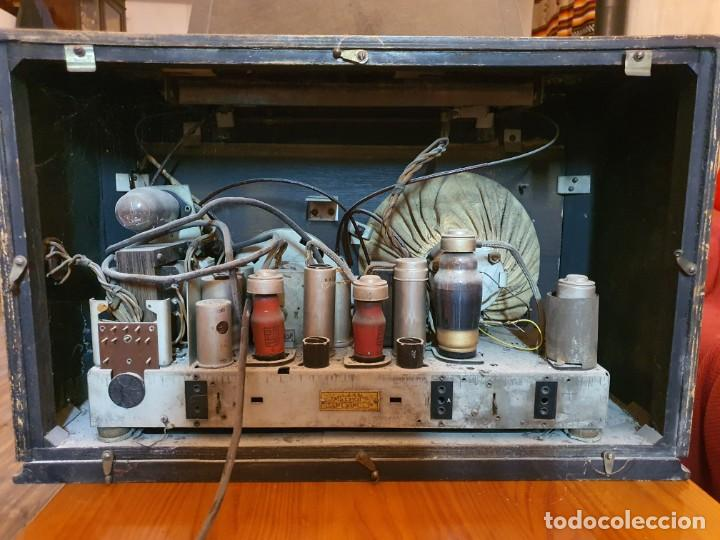 Radios de válvulas: Antigua Radio de Valvulas - Foto 5 - 210355207