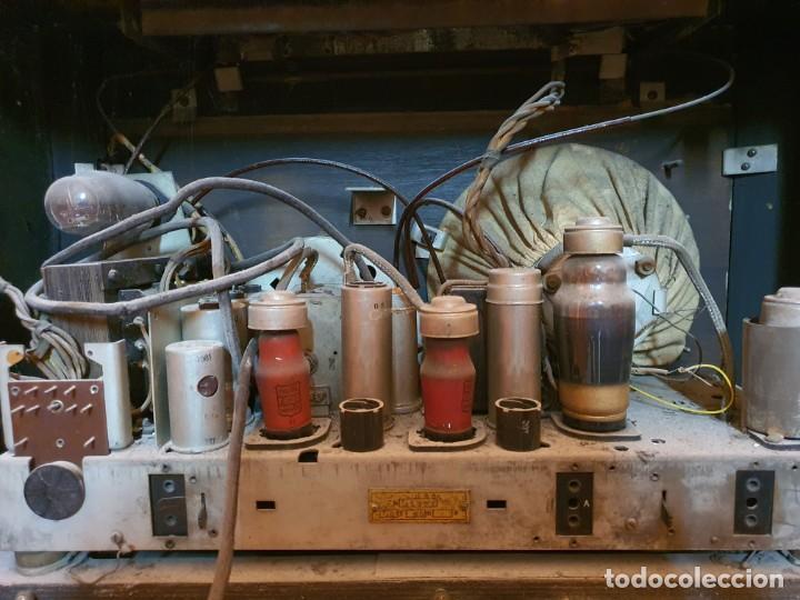 Radios de válvulas: Antigua Radio de Valvulas - Foto 6 - 210355207