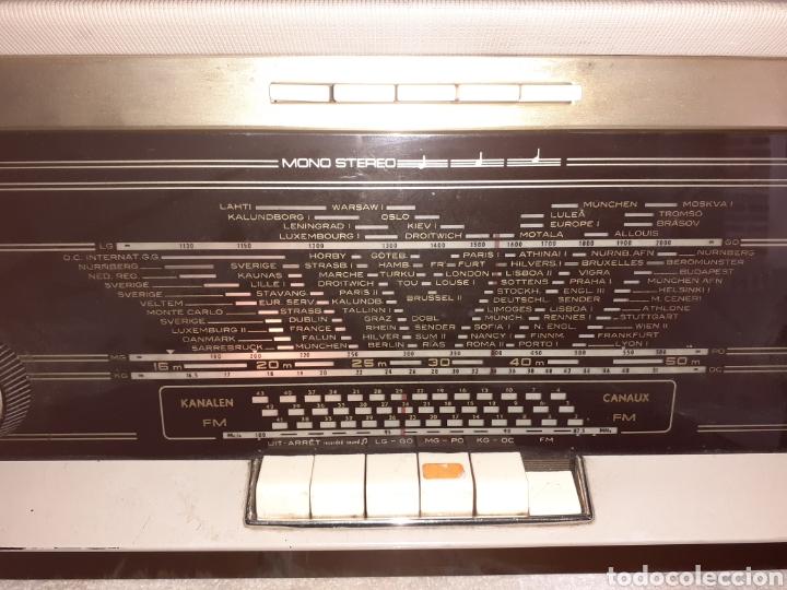 Radios de válvulas: Radio Philips B5X94A, Funcionando. - Foto 5 - 212302658