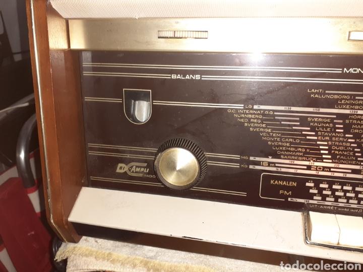 Radios de válvulas: Radio Philips B5X94A, Funcionando. - Foto 7 - 212302658