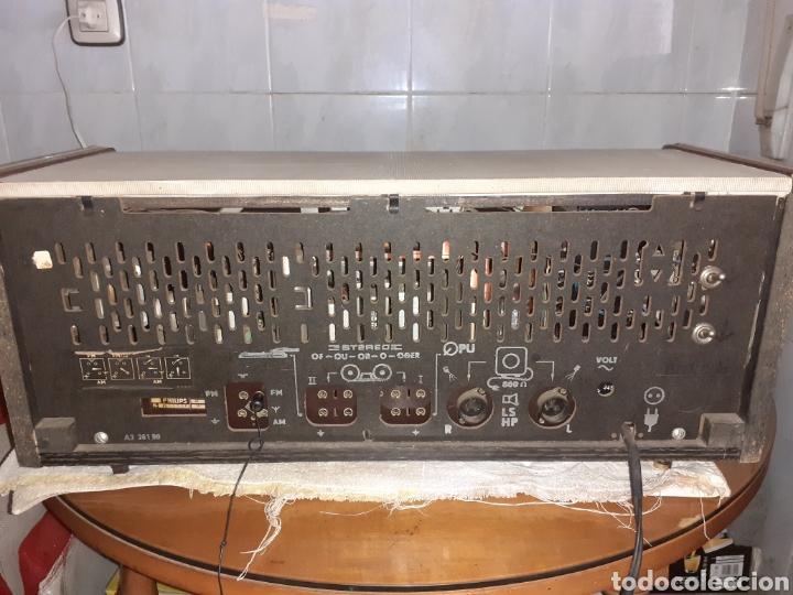 Radios de válvulas: Radio Philips B5X94A, Funcionando. - Foto 16 - 212302658