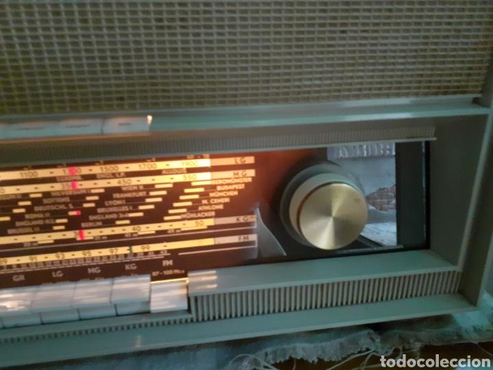 Radios de válvulas: Radio Erres , RA 635, Funcionando - Foto 3 - 212306105