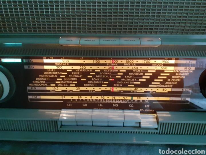 Radios de válvulas: Radio Erres , RA 635, Funcionando - Foto 4 - 212306105