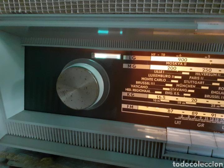Radios de válvulas: Radio Erres , RA 635, Funcionando - Foto 5 - 212306105