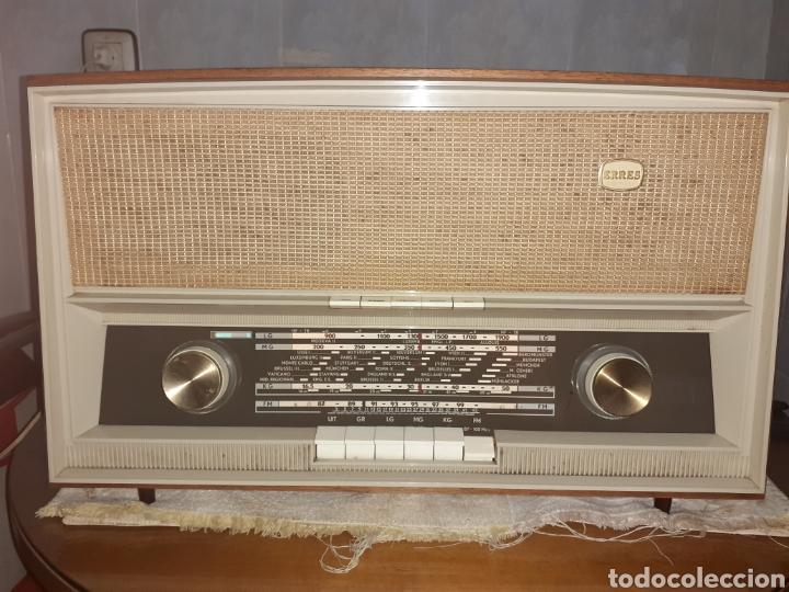 Radios de válvulas: Radio Erres , RA 635, Funcionando - Foto 6 - 212306105