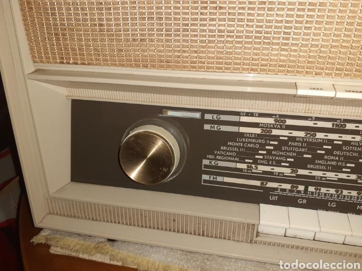 Radios de válvulas: Radio Erres , RA 635, Funcionando - Foto 9 - 212306105