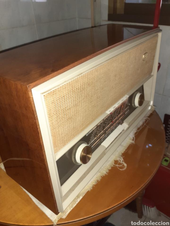RADIO ERRES , RA 635, FUNCIONANDO (Radios, Gramófonos, Grabadoras y Otros - Radios de Válvulas)