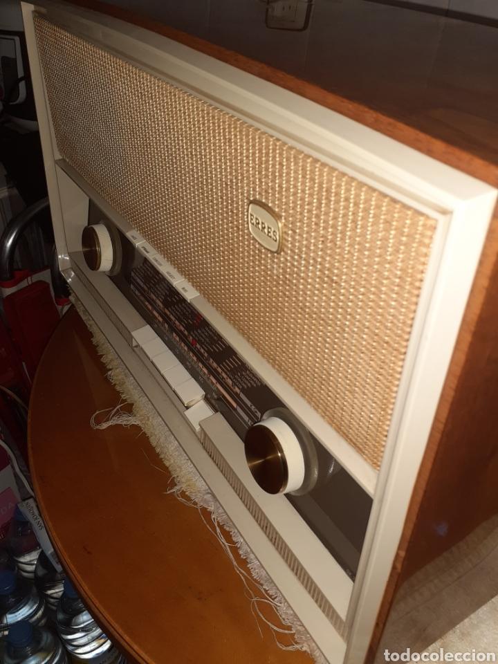 Radios de válvulas: Radio Erres , RA 635, Funcionando - Foto 11 - 212306105
