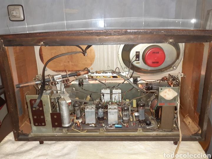 Radios de válvulas: Radio Erres , RA 635, Funcionando - Foto 13 - 212306105