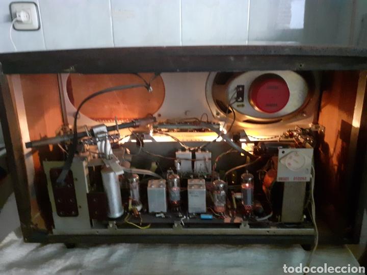 Radios de válvulas: Radio Erres , RA 635, Funcionando - Foto 14 - 212306105