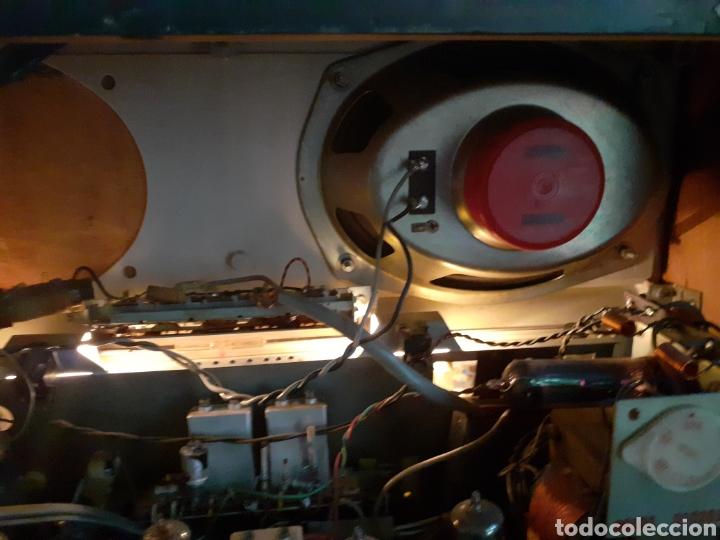 Radios de válvulas: Radio Erres , RA 635, Funcionando - Foto 18 - 212306105