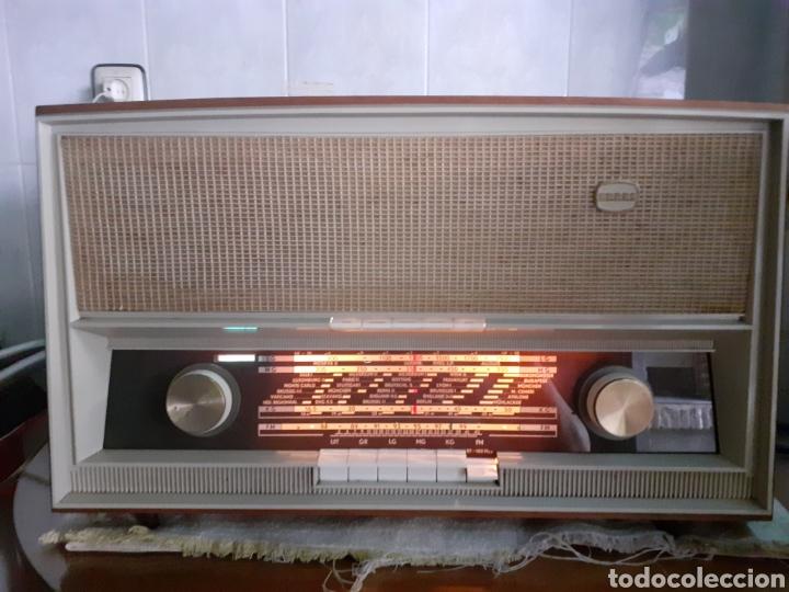 Radios de válvulas: Radio Erres , RA 635, Funcionando - Foto 2 - 212306105