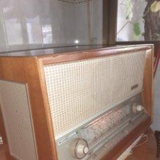 Radios de válvulas: RADIO SABA-WILDBAD 12, FUNCIONANDO.. Lote 212414902
