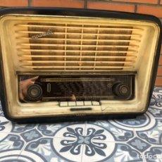 Radios de válvulas: RADIO ANTIGUA TELEFUNKEN CAMPANELA 58-3D. MÁS PONIENDO USMO. Lote 212771067