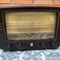 Radios de válvulas: RADIO ANTIGUA PHILIPS BE-331-A. MÁS PONIENDO USMO EN EL BUSCADOR. Lote 212772053