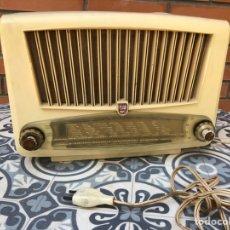 Radio a valvole: RADIO ANTIGUA PHILIPS 220V. USMO. Lote 212773158