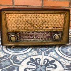 Radios de válvulas: RADIO ANTIGUA INTER BERNA. MÁS PONIENDO USMO EN EL BUSCADOR. Lote 212776116