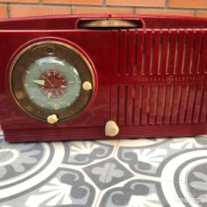 Radios de válvulas: RADIO ANTIGUA GENERAL ELECTRIC 517 USMO. Lote 212778406