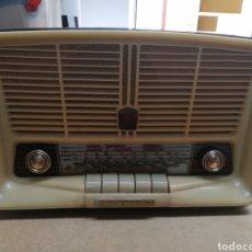 Radios de válvulas: RADIO DE VÁLVULAS IBERIA ESPAÑOLA 1958 FUNCIONANDO. Lote 212780776
