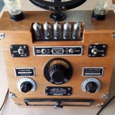 Radios de válvulas: RADIO ANTIGUA CONMEMORATIVA SPIRIT OF ST. LOUIS. Lote 213186895