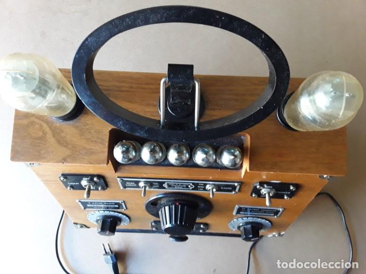 Radios de válvulas: Radio antigua conmemorativa spirit of st. louis - Foto 6 - 213186895