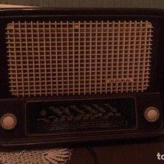Radios de válvulas: RADIO DE VÁLVULAS TELEFUNKEN CONCERTINO 5384. Lote 213598216