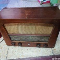 Radios de válvulas: RADIO CASTILLA H 216 A PARA RESTAURAR. Lote 213683918