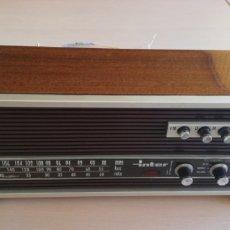 Radios de válvulas: RADIO INTER ANTIGUA. Lote 213961016