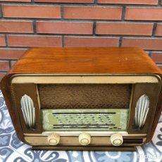 Radios de válvulas: RADIO ANTIGUA IMPERATOR PICADOR. USMO. Lote 213978740