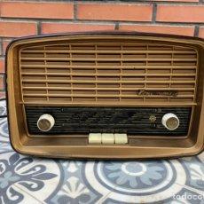 Radios de válvulas: RADIO ANTIGUA DE VÁLVULAS. USMO. Lote 213978845
