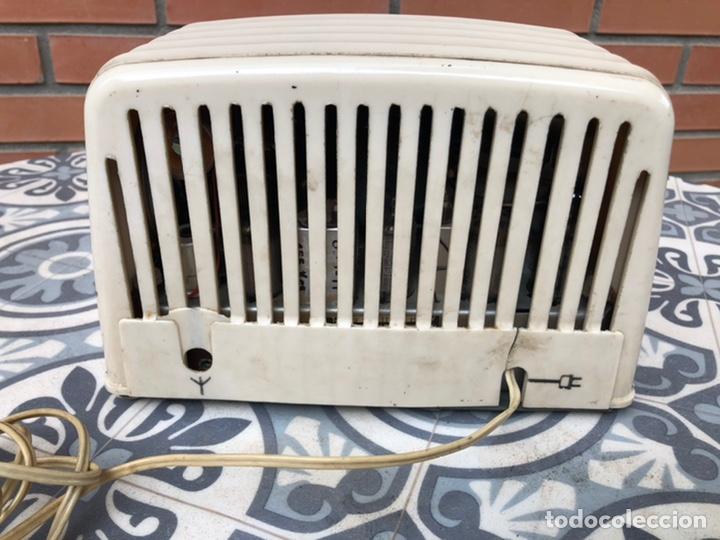 Radios de válvulas: Radio antigua Philips BF121U. USMO - Foto 4 - 214096377