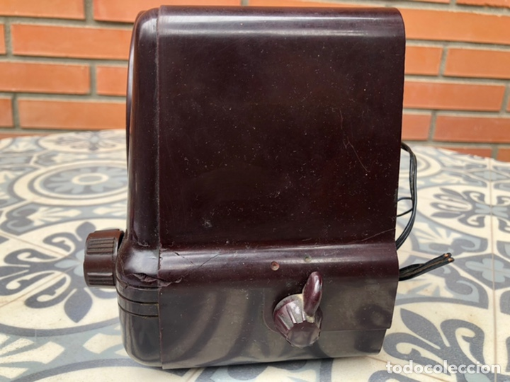 Radios de válvulas: Radio antigua Iberia b26. Más poniendo USMO - Foto 3 - 214096651
