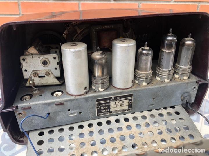 Radios de válvulas: Radio antigua Iberia b26. Más poniendo USMO - Foto 10 - 214096651