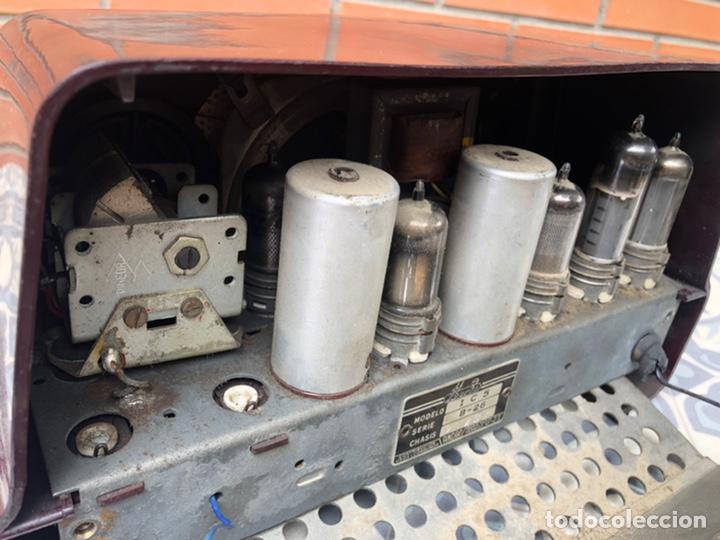 Radios de válvulas: Radio antigua Iberia b26. Más poniendo USMO - Foto 11 - 214096651