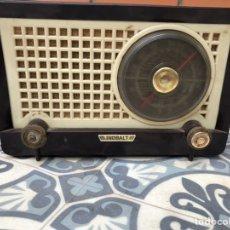 Radios de válvulas: RADIO ANTIGUA INOBALT 6EU. USMO. Lote 214096857